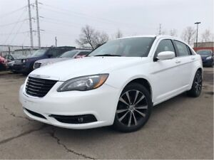 2013 Chrysler 200 Touring BIG MAGS NEW TIRES HEATED FRONT SEATS