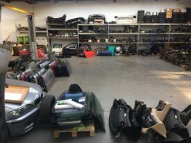 BREAKING PARTS SPARES - BMW E36 E46 E53 E81 E87 E90 E91 E92 diffs suspension hubs arms shafts