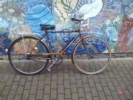 Classic Raleigh Esquire Bike