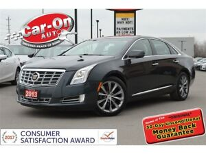 2013 Cadillac XTS Luxury AWD LEATHER NAV REAR CAM ONLY 66,000 KM