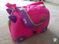 Trunki Trixie and Matching Saddle Bag