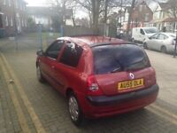 renault clio 1.4 16v 2004 perfect comdition