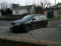 Skoda fabia vrs remapped