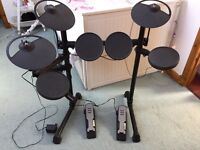 Yamaha DTX 400K Electronic Drum Kit - excellent condition