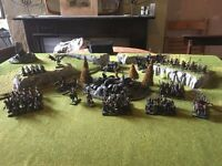 Warhammer Dark Elf Army