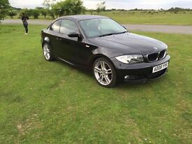 BMW 1series coupe 120D