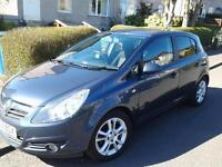 09 VAUXHALL CORSA 1.4 SXi 5dr new 1yrs MOT new tyres good condition very reliable