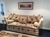 David Gundry Manhattan major Sofa & Love Chair Rrp £7,000