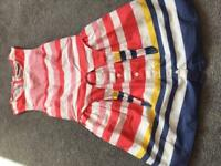 Girls next and Joules clothes 3-4 years