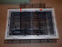 Ferplast Furat Plus Rat/ferret cage with accessories