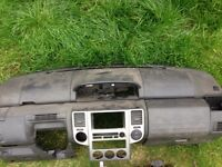 LEFT HAND DRIVE DASHBOARD LHD NISSAN XTRIAL #1