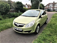 2007 Vauxhall Corsa 1.2 i 16v Club 3dr --- Manual --- Part Exchange Welcome --- Drives Good