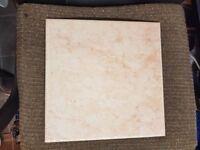 floor tiles 330mm x330mm 35 tiles