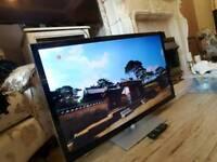 """42"""" PANASONIC SMART VIERA LED TX-L42E5B TV"""