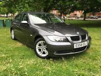 2008 BMW 320D DIESEL MANUAL SALOON ** NEW MOT ** 3 MONTHS WARRANTY**