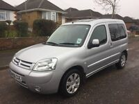 2006 DIESEL CITROEN BERLINGO MULTISPACE NEW MOT £1595 O-N-O