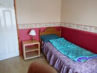 Large furnished single room, suit a quiet person, close to Euroway Estates