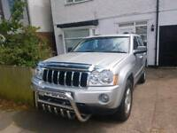 JEEP GRAND CHEROKEE LIMITED EDITION 3.0 CRD DIESEL AUTO 4X4 2006