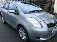 Toyota yaris 1.4 d4d 2007 2 owners