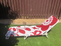 *** Sold pending collection***NEXT Sun Lounger