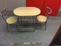 Table and chairs, Free delivery