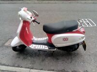 50cc Scooter, V5, new MOT £350