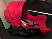 Grace first stage car seat