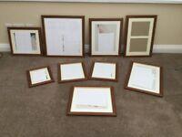 Picture Frames Excellent Condition