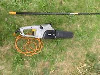 Garden Tools for sale - Titan TTB355CHN 40.5cm 2000W Electric Chainsaw 230V