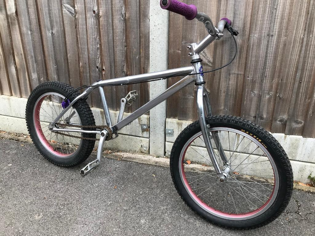 Monty trials bike Magura onza | in Lower Earley, Berkshire | Gumtree