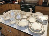 PARAGON Fine Bone China BELINDA c.1957 Tea set