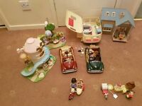 SYLVANIAN FAMILY BUNDLE