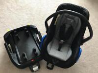 Mee-Go Car Seat & ISOFIX base