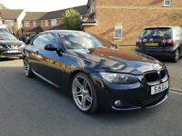 E93 BMW 320d Auto Msport...FSH...9 month MOT