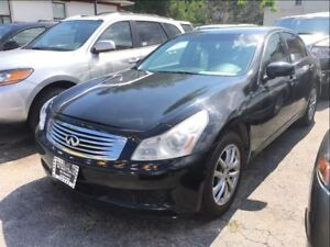 2007 Infiniti G35 BACK TO SCHOOL SALE *REDUCED*