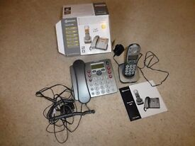 Amplicomms PowerTel 880 Combi Telephone - Action on Hearing Loss