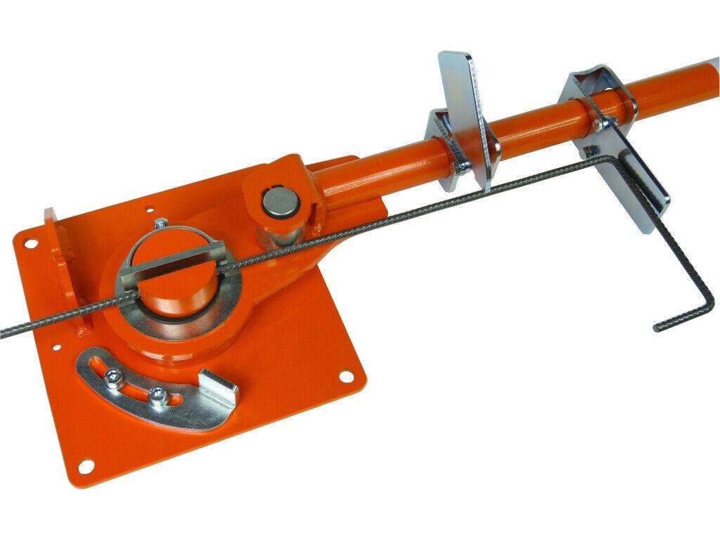 Bender Bending Tool GIB-2A 12mm Rebar 6mm