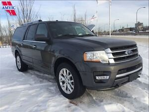 2016 Ford Expedition Max Limited 4x4 Loaded 25900KM