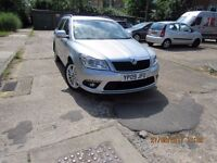 Skoda octavia Laurin & Klement 2.0 diesel with low milage(68000)