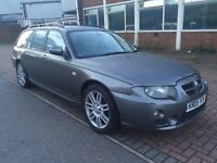 MG ZT-T 2.0 135 CDTi + deseil 5dr eastate long mot very clean in and out run very smooth HPI clear