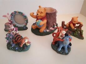 Disney ornaments Winnie the Pooh - Simply Pooh Collection