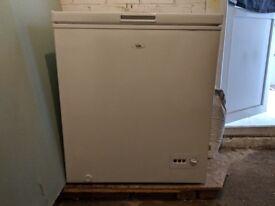 Logik L150CFW13 A+ Chest Freezer White