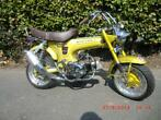 honda dax candy yellow 1976