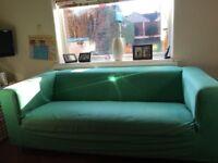 Ikea 2 seater sofa for sale.