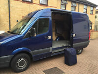 MAN AND VAN HIRE, REMOVALS & COLLECTIONS , NO SURPRISE FEES AFTER BOOKING, GREATER LONDON AREA