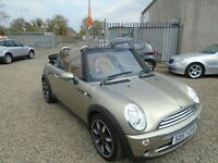 2007 MINI Convertible 1.6 Cooper Sidewalk 2dr / Convertible / Low mileage