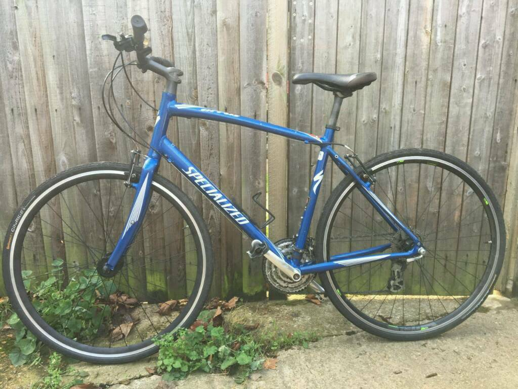 specialized bike (bicycle)in very good fully working condition