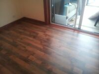 Professional Laminate Floor Fitter