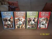 Fawlty Towers videos