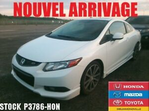 2012 Honda Civic SI+*HFP*+GARANTIE PROLONGÉEGLOBAL++